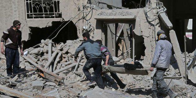 Syrie: Macron