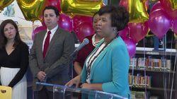 À Washington, la maire contourne le shutdown pour célébrer des