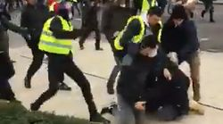 Des journalistes de LCI agressés lors de l'acte IX des gilets jaunes à