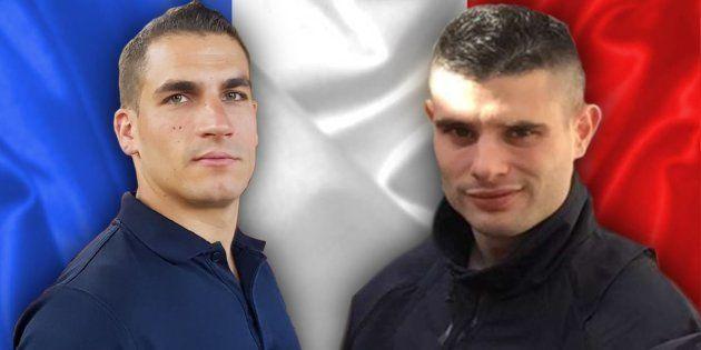 Simon Cartannaz et Nathanaël Josselin sont décédés dans l'intervention rue de Trévise, à