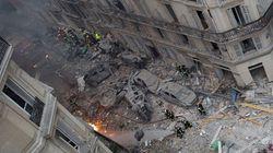 Une personne toujours introuvable après l'explosion rue de Trévise, selon le chef des