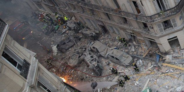 Explosion rue de Trévise: une