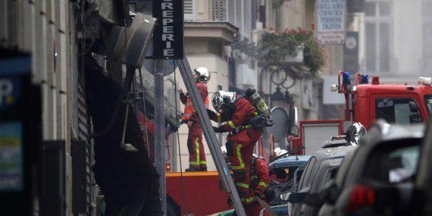 Après l'explosion rue de Trévise, un élu pointe du doigt l'état du réseau de gaz à
