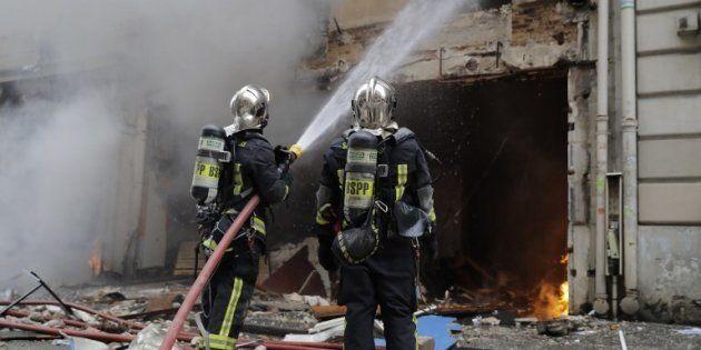 Le bilan de l'explosion rue de Trévise passe à 4