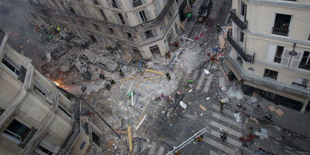 Quatre personnes ont perdu la vie dans l'explosion survenue rue de