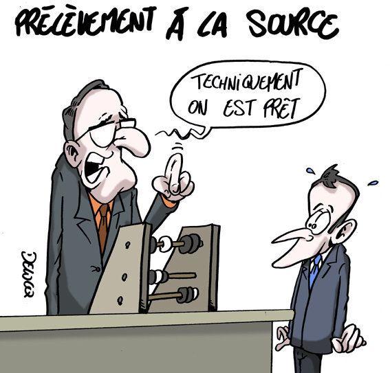 Comment Emmanuel Macron prendra sa décision sur le prélèvement à la