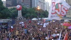 Des milliers de Brésiliens expriment leur colère après l'incendie du Musée national de