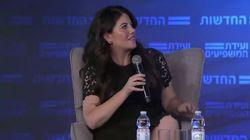 Monica Lewinsky n'a pas apprécié qu'on lui pose une question sur