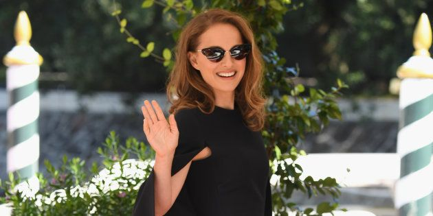 Natalie Portman au 75e Festival du film de Venise le 4 septembre