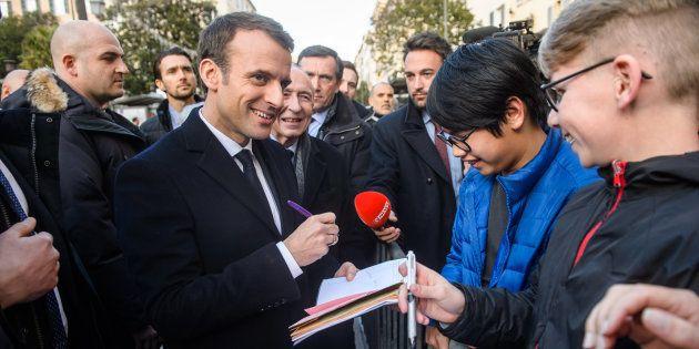 L'immigration, ce coup politique de Macron dans sa lettre aux