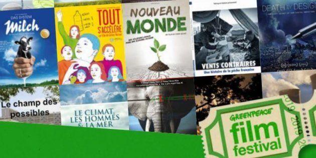 Le Greenpeace Film Festival se déroule du 14 au 28 janvier