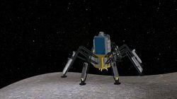 Ce concept de vaisseau spatial fonctionne à la vapeur en minant des