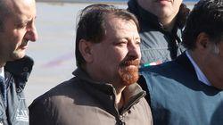 Cesare Battisti retourne en prison, en Sardaigne, après 40 ans de