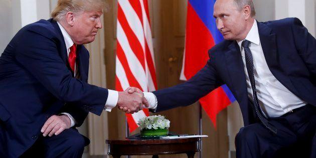 Trump accusé d'avoir dissimulé des conversations avec Poutine, des interprètes pourraient être convoqués...