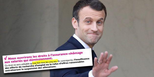 Chômage des démissionnaires: la promesse de Macron ressort méconnaissable des négos sur l'assurance