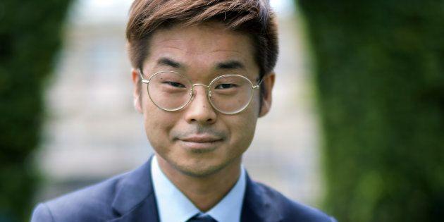 Le député LREM Joachim Son-Forget devient apparenté UDI (Photo prise le 9 juin
