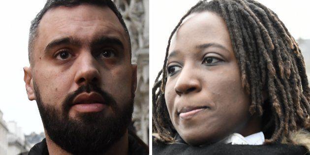 Deux figures du mouvement des gilets jaunes, Eric Drouet et Priscillia Ludosky, ont affiché leurs