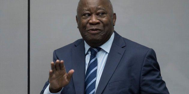 Laurent Gbagbo acquitté de crimes contre l'humanité (Photo prise à La Haye, le 15 janvier