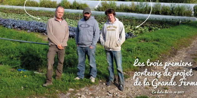 Salon de l'agriculture: Ces fermiers écolos ont un plan pour passer de l'utopie à l'exploitation commerciale...