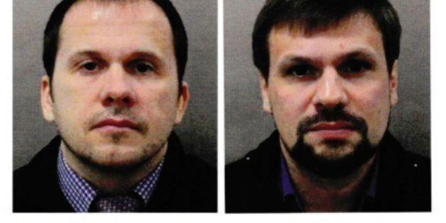 La Grande-Bretagne à la recherche de deux Russes membres des services secrets après l'attaque au