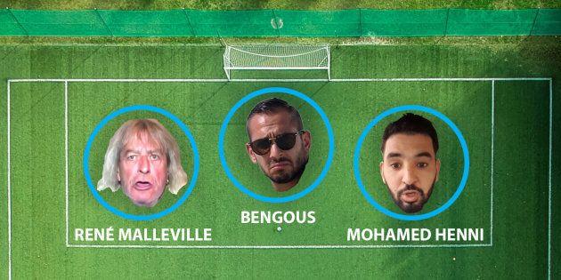 PSG-OM: ce trio d'internautes supporters de Marseille n'a pas d'équivalent à Paris sur les réseaux