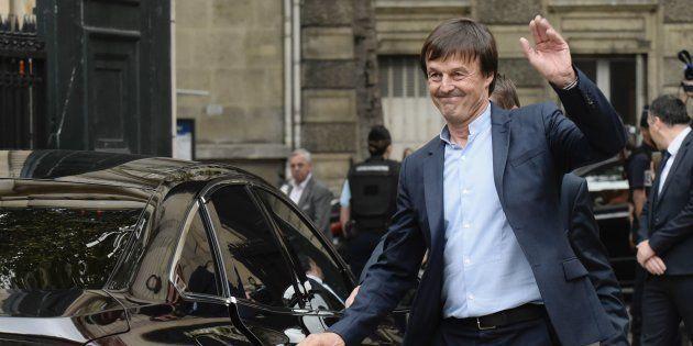 Nicolas Hulot au top de sa popularité après sa démission - SONDAGE