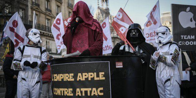 La justice désavoue Apple et donne raison à