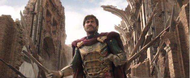 Jake Gyllenhaal incarne le super-vilain Mysterio dans la suite des aventures de Spider-Man au