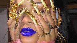 La manucure de Rihanna défie (de très loin) toute