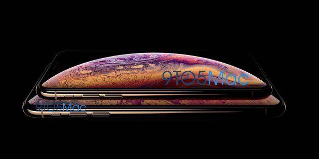 iPhone XS et XS Max: le nom des futurs smartphones fuite