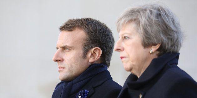 Emmanuel Macron a