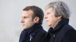 Macron émet trois scénarios pour le Brexit (et accable le référendum