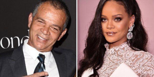 Rihanna poursuit son père Ronald Fenty en justice pour qu'il lui soit interdit d'utiliser son nom sans...
