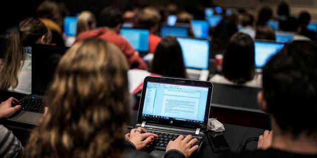 Augmenter les frais d'inscription des étudiants étrangers? La fac Lyon 2 s'y refuse (Photo d'illustration...