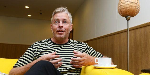 Marcus Engman, Directeur du Design chez Ikea