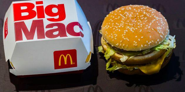 McDonald's n'est plus l'unique détenteur de la