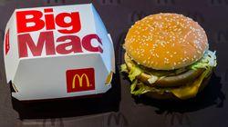 McDonald's n'est plus le détenteur de la marque