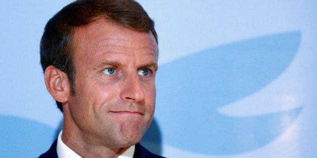 Emmanuel Macron écarte tout mea culpa et