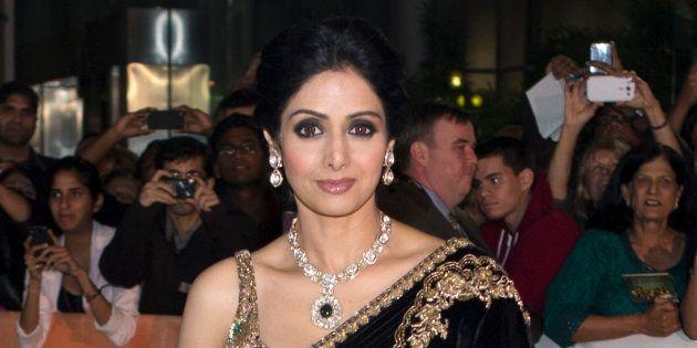 SrideviKapoor, star de Bollywood, est morte à 54