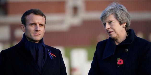 Un Brexit sans accord? la France intensifie ses préparatifs après le vote britannique (Theresa May et...