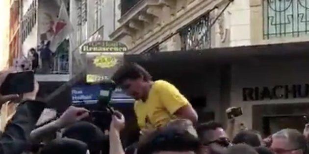 L'auteur de l'agression sur le candidat d'extrême droite au Brésil dit avoir
