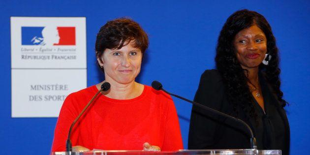 Entraîneurs, DTN... Le ministère des Sports de Roxana Maracineanu va devoir supprimer 1600 postes d'ici