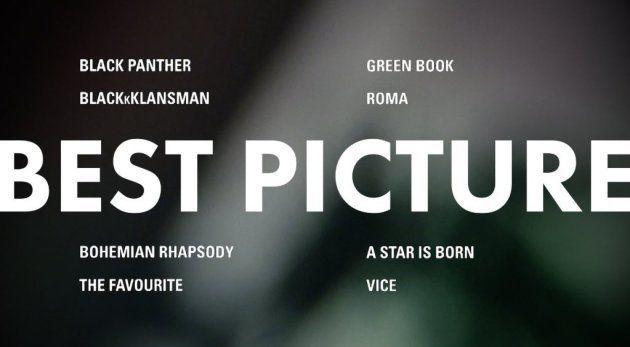 meilleur film Oscars