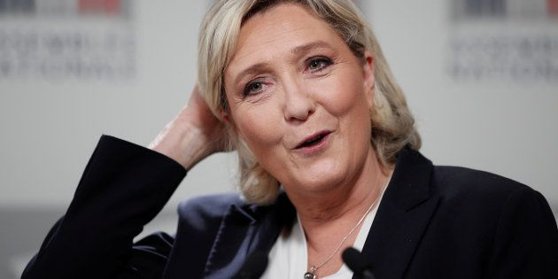 Marine Le Pen a une explication toute simple à son silence des dernières