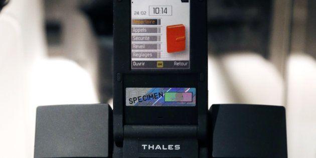 Le téléphone ultra-sécurisé de Thales a été baptisé