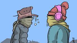 BLOG - La vague de froid change-t-elle notre