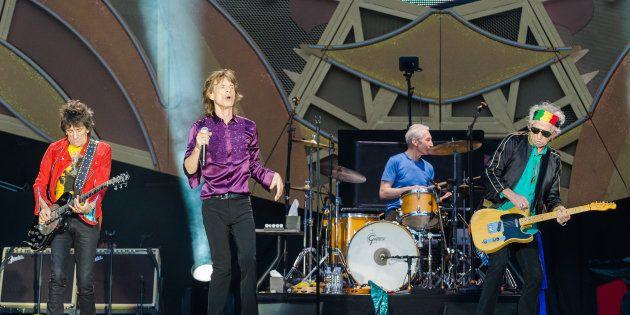 Les Rolling Stones de retour pour un concert unique en France à