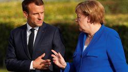 Pourquoi Macron reçoit Merkel à Marseille ce