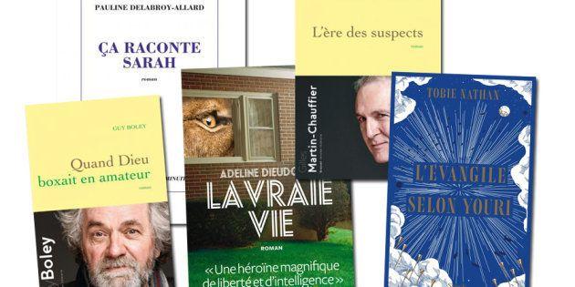 En 2017, aucun premier roman ne figurait dans la première liste duGoncourt, cette année il y en a