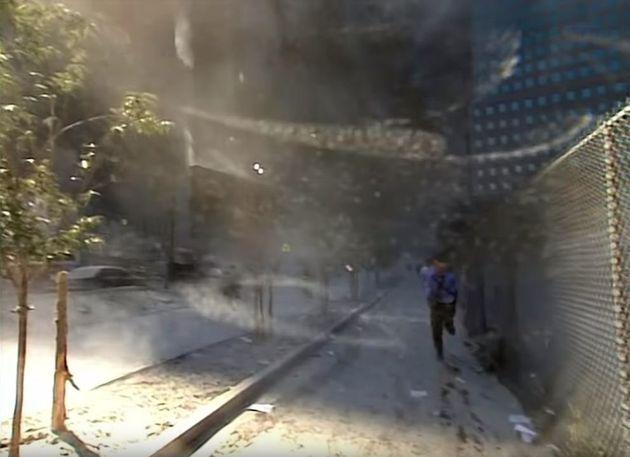 Une vidéo restaurée et inédite des attentats du 11 septembre